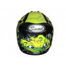 Snail Snail Helm MX-306 Drago Cross Anak Yellow  Helm Cross Anak 1