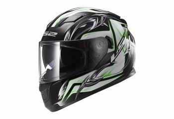 LS2 Stream Steel  Helm Full-face