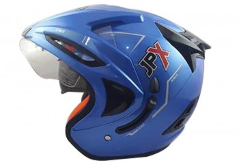 JPX Supreme Solid Blue Metallic
