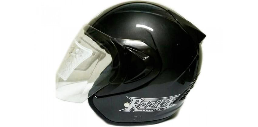 THI Helmet Basic Rookie Half Face Dark grey 0