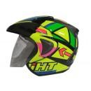 THI Helmet Exite Half Face Gloss 0