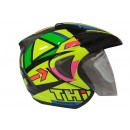 THI Helmet Exite Half Face Gloss 1