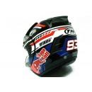 THI Helmet Marquez 93 Series Half Face 1