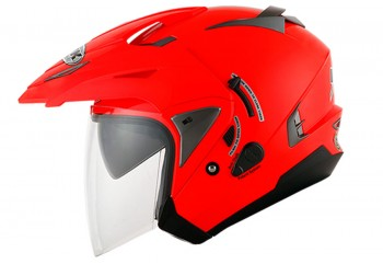 T-Max solid Helm Half-face