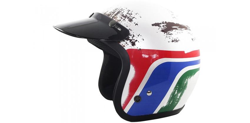 Sada Helmet Tayeng  Helm Retro 0