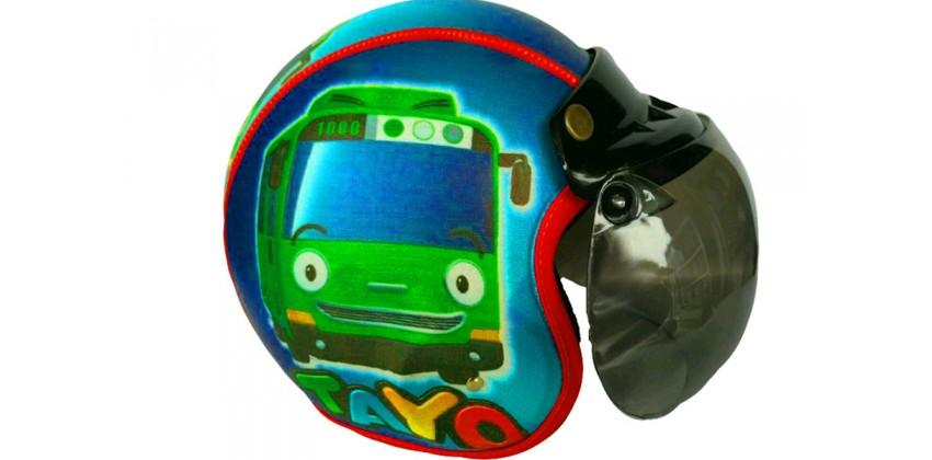 Toserba Toserba  Helm Retro 0