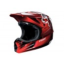 V4 Future  Helm Cross Merah XXL 0