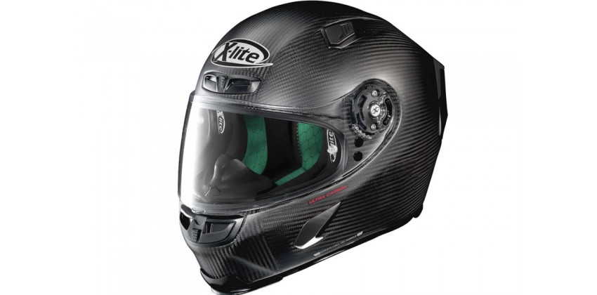 X-803 Ultra Carbon Puro Full-face Flat Carbon 0