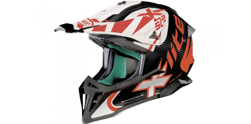 X-lite X-502 Ultra Carbon Xtrem Cross Carbon White 0