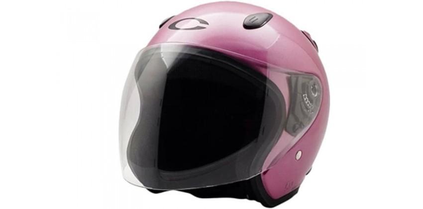 YCN New Oackley Powder Pink Half-face Half-face 0