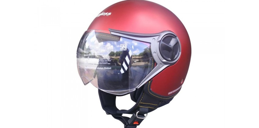 Cargloss YR Ghotic Deep Red Doff  Helm Retro 0