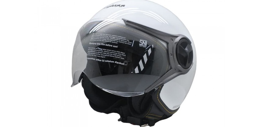 Cargloss YR Ghotic White  Helm Retro 0