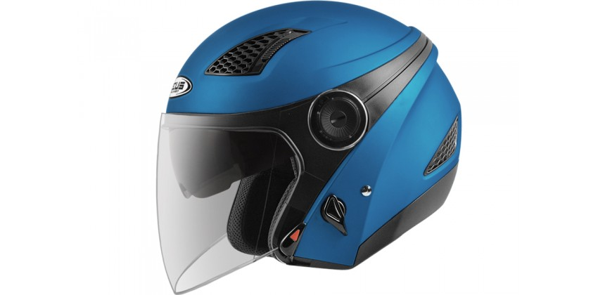 ZEUS ZS-610 Helm Half-face 0