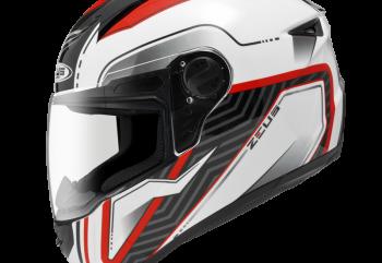 Zeus ZS-811 AL16 Helm Full Face Merah