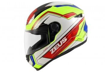 Zeus ZS-811 AL5 Helm Full Face Hitam