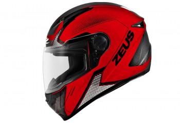 Zeus ZS-811 AL6 Helm Full Face Merah