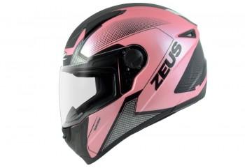 Zeus ZS-811 AL6 PK Helm Full Face Merah