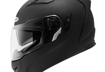 Zeus ZS-813 AN12 DF Helm Full Face Hitam