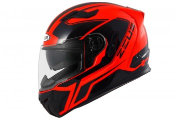 Zeus ZS-813 AN6 OR Helm Full Face Oranye