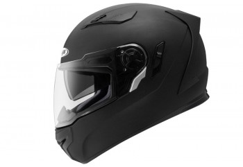 Zeus ZS-813 DF Helm Full Face Hitam