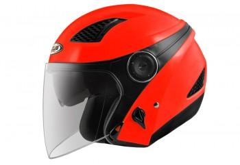 Zeus ZS-610  Helm Half-face Half-face