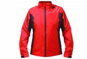 Inventzo Cleo Alpha Jaket Harian Merah