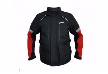 Jacket Basic 01 Jaket Touring Hitam