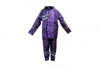 3D Skotlet  Jas Hujan Rain Coat