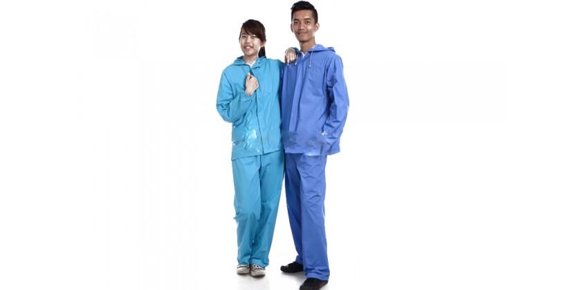 66004  Jas Hujan Rain Coat 0