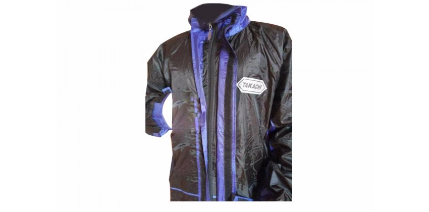 Black Signature  Jas Hujan Rain Coat 0