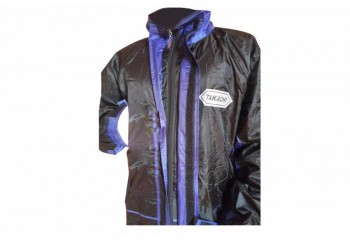 Black Signature  Jas Hujan Rain Coat
