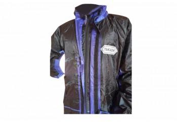 Black Signature  Jas Hujan Rain Coat