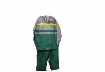 Elmondo EJC Jas Hujan Rain Coat Biru