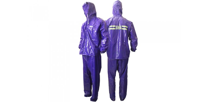 GMA  Jas Hujan Rain Coat 0