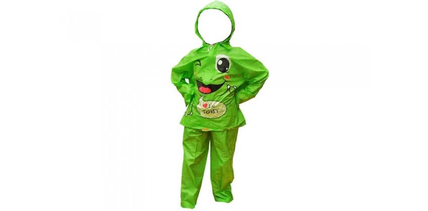 I'm Toby  Jas Hujan Rain Coat Anak 0