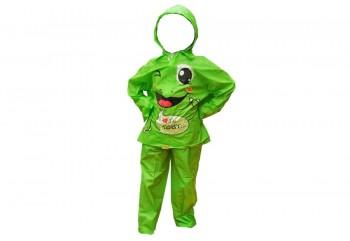 I'm Toby  Jas Hujan Rain Coat Anak