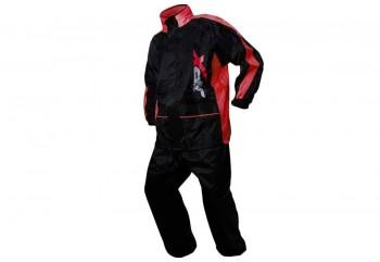 JPX JP-002 Jas Hujan Rain Coat Merah
