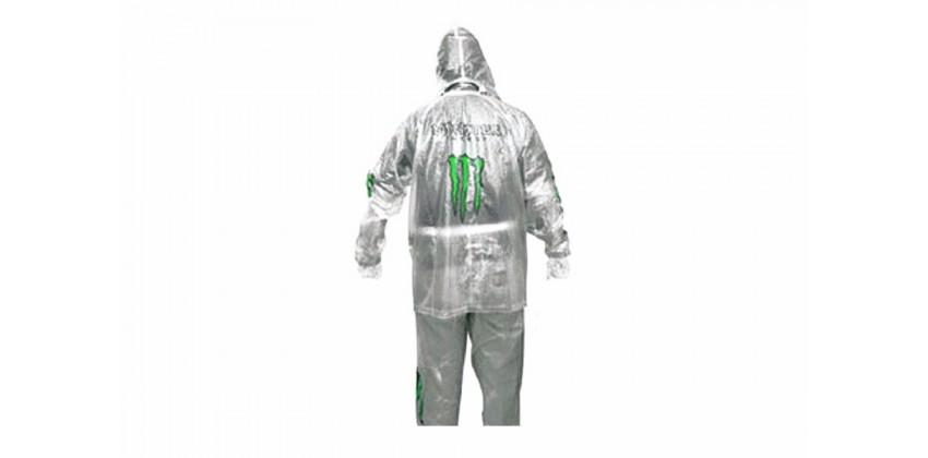 Monster Energy  Jas Hujan Rain Coat 0