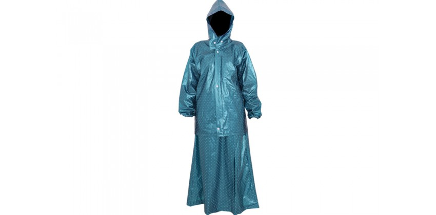 POP JR 870  Jas Hujan Rain Coat Rok 0