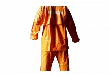 PVC rubber  Jas Hujan Rain Coat