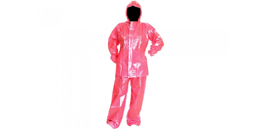 Polcadot Beauty  Jas Hujan Rain Coat 0