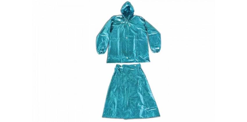 Rok Pop  Jas Hujan Rain Coat 0