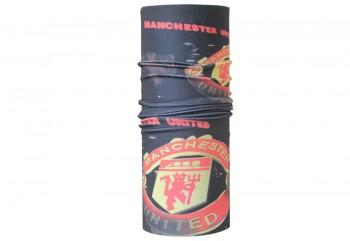 CK Bandana 1402006 Motif Manchester United Masker Motor Buff Hitam