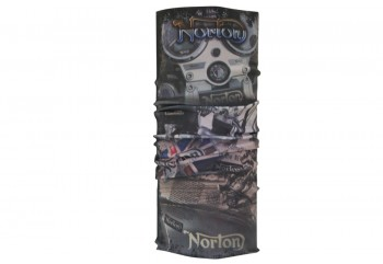 CK Bandana 1404001 Masker Motor Multifungsi Motif Norton
