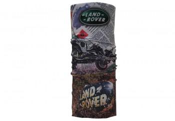 CK Bandana 1404012 Masker Motor Multifungsi Motif Land Rovers