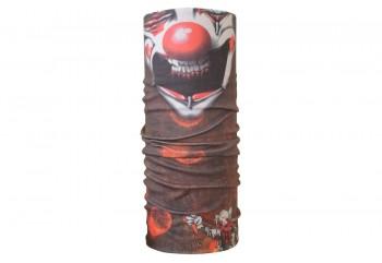 CK Bandana 1409021 Masker Motor Multifungsi Motif The Clown
