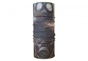 CK Bandana 1409022 Masker Motor Multifungsi Motif Hazard Mask