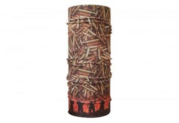 CK Bandana 1409024 Masker Motor Multifungsi Motif Bullets