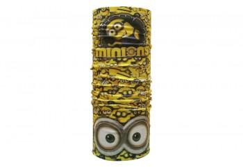 CK Bandana 1504001 Masker Motor Multifungsi Motif Minions
