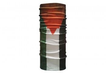 CK Bandana 1504003 Masker Motor Multifungsi Motif Palestine Flag